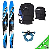 Base Sports Vapor Combo Ski Package Wasserski 67' 170cm (Gelb)