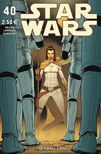 Star Wars nº 40 (Star Wars: Cómics Grapa Marvel) por Jason Aaron