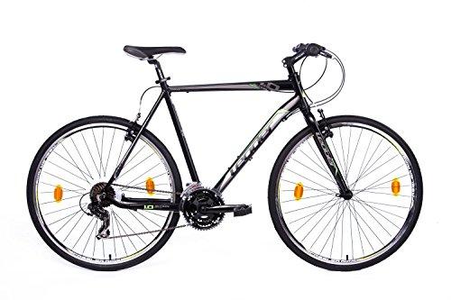 tretwerk DIREKT gute Räder Action 1.0 28 Zoll Herren Fitnessbike, Herren-Fahrrad 21 Gang Kettenschaltung, M
