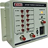 Stop Timer Controller for motor pump operated by switch/MCB upto 1.5 HP
