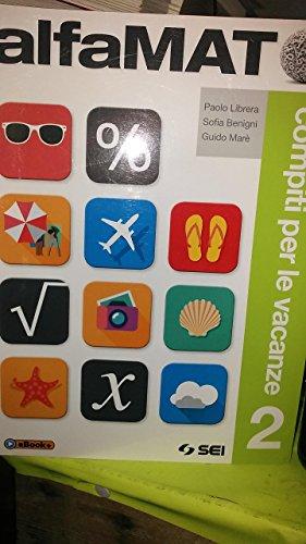 alfamat compiti per le vacanze 2