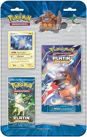 Pokemon 25497 - Platin 02 Aufstieg der Rivalen Themen Blister