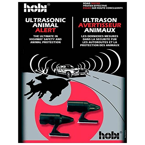 Hobi Ultraschallfrequenz-Pfeife zum Schutz vor Wildtier-Unfällen
