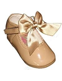 815826dc0 MeKylieR - Zapatillas de Senderismo para bebé Cierre de Velcro Disponible  UK1-6 (Euro17