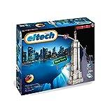 Eitech 00470 - Metallbaukasten - Empire State Building Set, 815-teilig