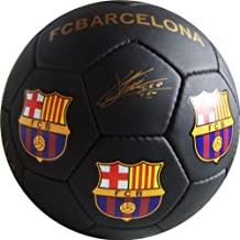 balon mediano 15 cm firmas fc barcelona