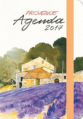 Agenda Provence 2017 (Petit Format) par