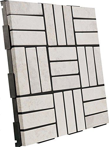 snap-go-loseta-marmol-blanco-rectangul-snap-go-30x30-cm