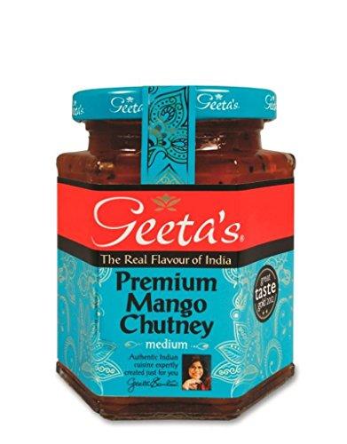 Geeta Premium- Mango-Chutney (320G)