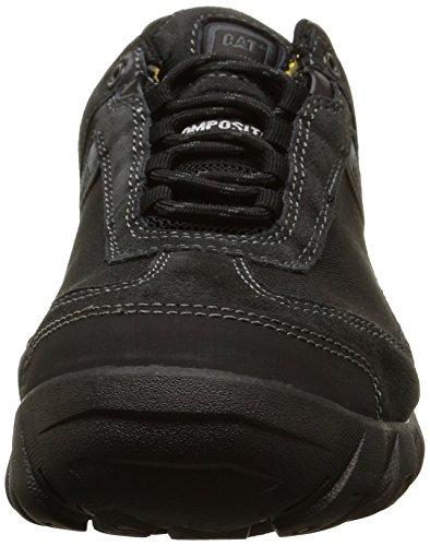 Caterpillar Brower S1p, Cheville Chaussures de Sécurité Homme Noir (Black)