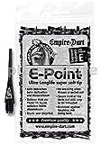Empire Dart E-Point® Spitzen 2BA Schwarz (500 Stück)