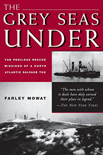 Grey Seas Under: The Perilous Rescue Mission of A N.A. Salvage Tug
