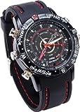 Jaytech CBH24 - Reloj de pulsera con cámara (memoria interna de 4 GB, función de webcam, USB 2.0) (importado)