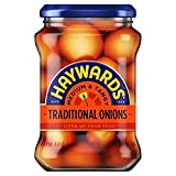 Haywards Traditional Onions Medium and Tangy Pickle