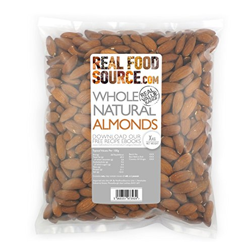 RealFoodSource Almonds, Whole & ...