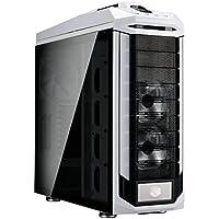 Cooler Master Stryker SE - Cajas de ordenador de sobremesa 'XL-ATX, E-ATX, ATX, microATX, mini-ITX, USB 3.0, Panel lateral de vidrio templado' SGC-5000W-KWN2