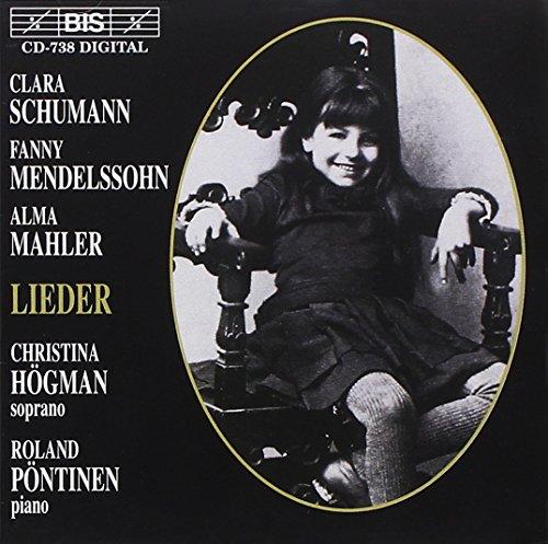 C Schumann Songs
