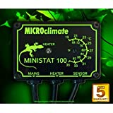 MicroClimate Ministat 100 Reptile Vivarium Thermostat Snakes Bearded Dragons
