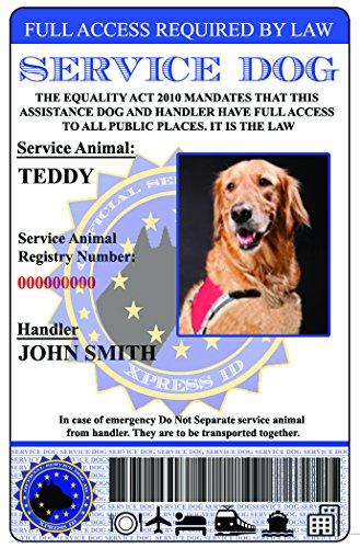 Service Dog ID...
