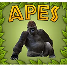 Children Books : Great Facts about APES (Great Knowledge Book for Kids)(Learn Amazing facts about APES) (English Edition)