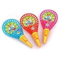 Preisvergleich für Baby-lustiges Spielzeug Kinder Lernspielzeug Outdoor Butt Ball Sport Spielzeug Elastic Throw Ball Spielzeug Schläger