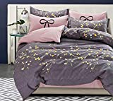 Best queen comforter set - Gifty 4 Piece Combo Set of Cotton Double Review