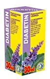 Diabetin 30ml Phyto Konzentrat - Natürliche Pflanzenextrakte Komplex - Effektive Behandlung - Glykämie - Blutzucker Kontrolle