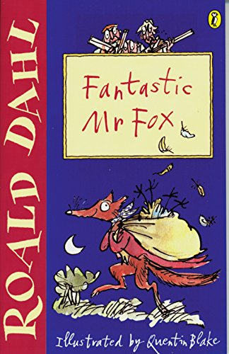 Book cover for Fantastic Mr. Fox