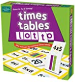 Times Tables Lotto
