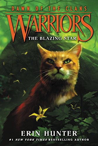 warriors-dawn-of-the-clans-4-the-blazing-star