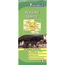 Map 0118 Quercy Perigord
