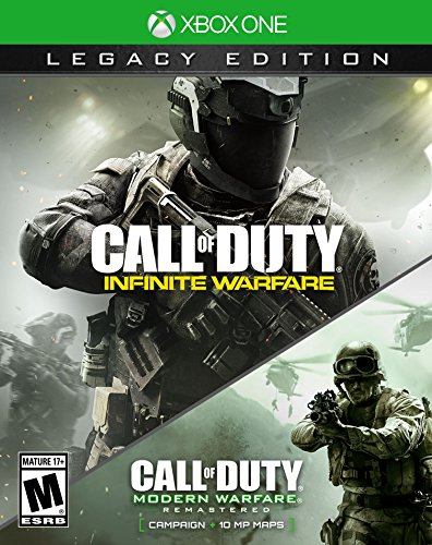 Call of Duty: Infinite Warfare – Xbox One Legacy Edition 51giHhKanRL