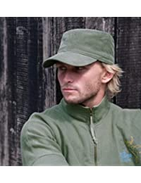 Result Urban Trooper Corduroy Cap. RC68