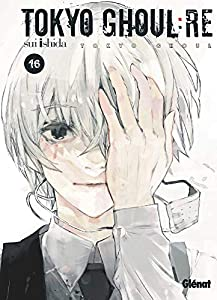 Tokyo Ghoul:RE Edition simple Tome 16