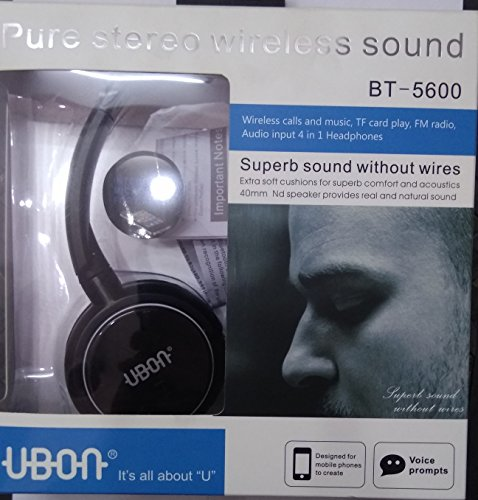 0ac169a2268 Buy Ubon BT-5605 Wireless Headphone Online at Lowest Price in India