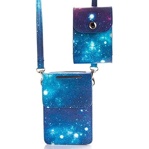 Woodmin Galaxy Teléfono Inteligente de la Impresora 2-en-1 Accesorios Bundle de Consigna (SP-2 caso / caja de la foto)