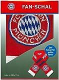 FC Bayern München Fussball Fanschal