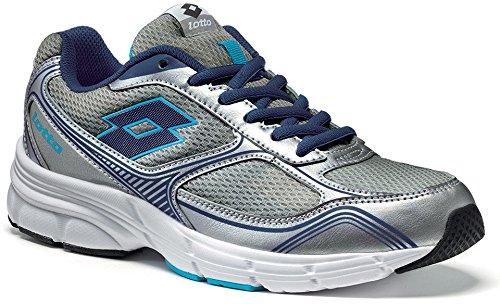 lotto-sport-zapatillas-antares-vii-plateado-azul-eu-40-us-75