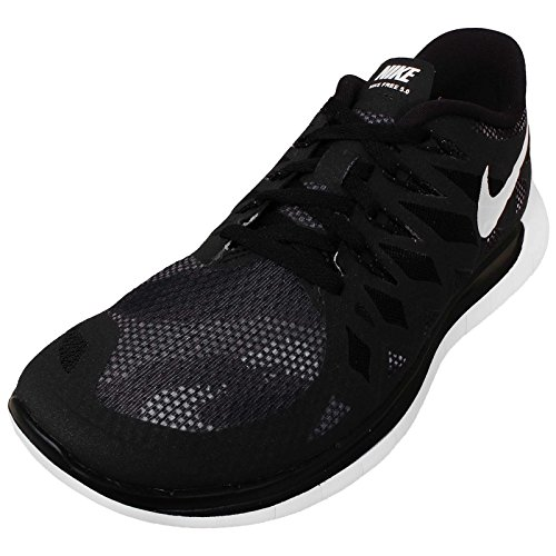Nike Free 5.0 Tr Fit 5, Running Entrainement Adulte Mixte Black White Cool Grey 001