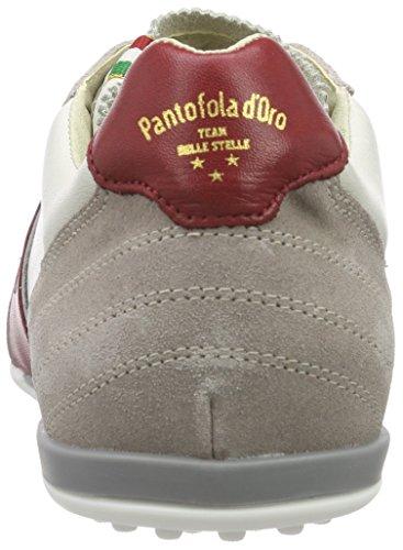 Pantofola d'Oro Scafati, Baskets Basses homme Ivoire - Elfenbein (MARSHMELLOW)