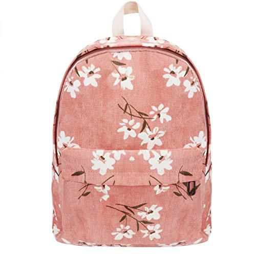 d69bc5c1a2861 Oflamn Vintage Rucksack für Damen - Schulrucksack Laptop Backpack für  Mädchen - Reisetaschen.