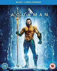 Aquaman [Blu-ray] [2018]