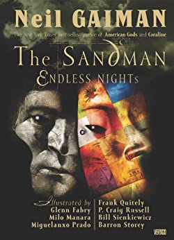 The Sandman: Endless Nights (The Sandman series Book 12) by [Gaiman, Neil]