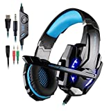 Best Afunta Headset PC - KOTION EACH Gaming Headset G9000 para PlayStation 4 Review