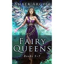 Fairy Queens: Books 5-7 (Fairy Queens Box Set Book 2) (English Edition)