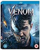 Venom [Blu-ray] [2018] [Region Free] only £15.00 on Amazon
