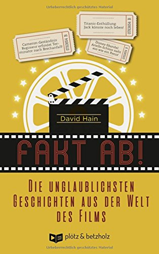 Buchseite und Rezensionen zu 'Fakt ab!' von David Hain