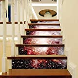 Pavimento In Poliestere Rettangolo Antiscivolo Adesivi Animali Stair Mat Assorbimento Di Acqua Stair Carpet Autoadesive Mats Staircase Pads Decorazione Domestica