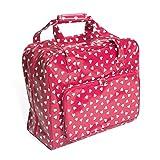 Hobby Gift MR4660/189 | corazón de frambuesa - PVC - Máquina de coser sacos | 20x43x37cm