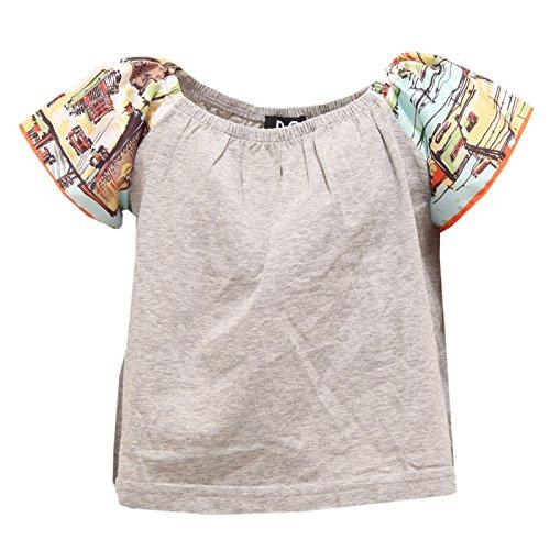 Dolce & Gabbana 2129S Maglia Bimba Girl JUNIOR Grey t-Shirt [6 Years]
